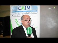 Embedded thumbnail for Déclaration de Abdelaziz Alaoui président de à la CMIM